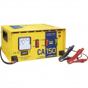 Зарядно за акумулатор GYS - CA 150 / 12-24V, 500W, 35-150Ah