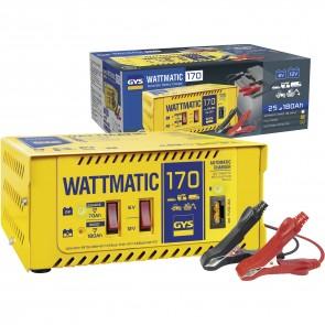 Зарядно за акумулатор GYS WATTmatic 170 / 6-12V, 280W, 25-180Ah