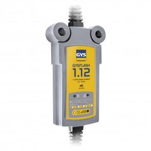 Зарядно за акумулатор GYS Gysflash 1.12 / 6-24V, 18W, 2-100Ah