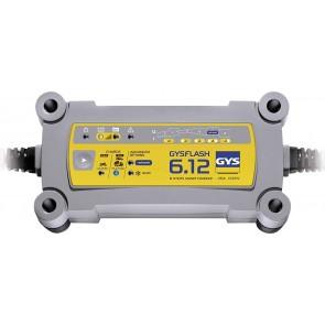 Зарядно за акумулатор GYS Gysflash 6.12 / 12V, 90W, 1.2-170Ah