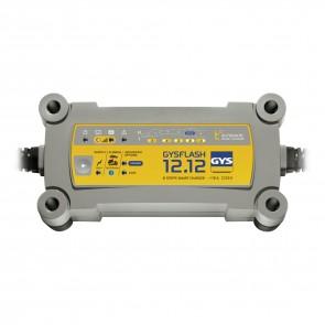 Зарядно за акумулатор GYS Gysflash 12.12 / 12V, 195W, 20-330Ah