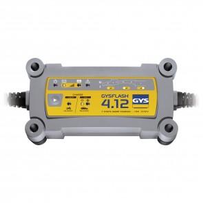 Зарядно за акумулатор GYS Gysflash 4.12 / 12V, 70W, 1.2-130Ah