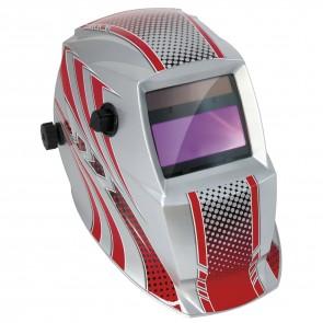 Заваръчна маска GYS LCD Hermes 9-13 G RED