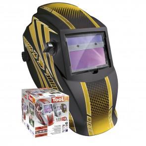 Заваръчна маска GYS LCD Hermes 9-13 G Gold