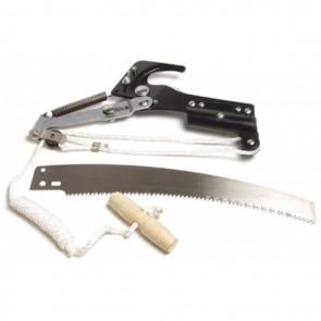 Комплект ножица и трион за високо рязане без дръжка TopGarden