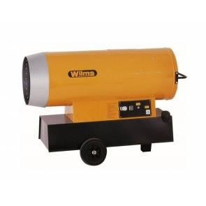 Нафтов калорифер Wilms B 350 / 100000W, 6000м3/ч