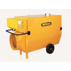 Нафтов калорифер Wilms BV 185 / 54000W, 4500м3/ч