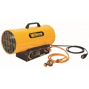 Комбиниран калорифер Wilms GHE 15 M / 7000-14000W, 520м3/ч