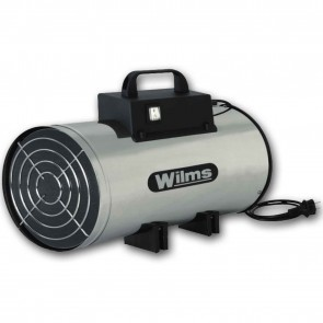 Газов калорифер Wilms GH 12 Inox / 12000W, 350м3/ч