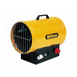 Газов калорифер Wilms GH 35 TH / 18000-35000W, 1100м3/ч