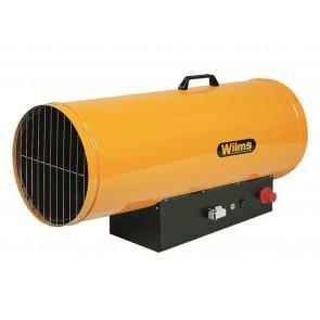 Газов калорифер Wilms GH 100 TH / 50000-100000W, 2800м3/ч