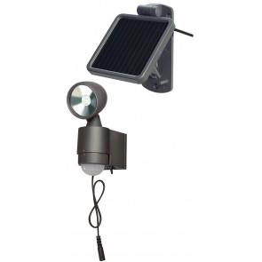 Соларен прожектор Brennenstuhl SOL1X4 / 2W, IP44, черен