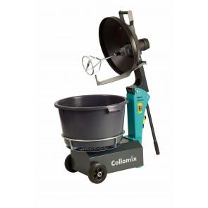 Промишлен смесител с приставка Collomix AOX-S / 1000W, 65л