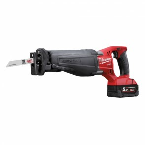 Акумулаторен саблен трион Milwaukee M18CSX-502X / 12V, 3000об/мин