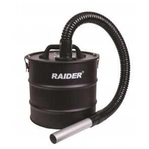 Контейнер за пепел метален с HEPA филтър за прахосмукачка Raider / 20л