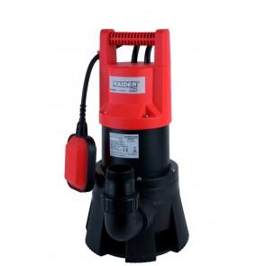 Потопяема водна помпа за мръсна вода Raider RD-WP27 / 1300W, 11м, 417л/мин