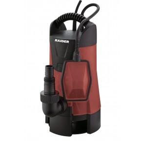 Потопяема водна помпа за мръсна вода Raider RD-WP40 / 550W, 7м, 166л/мин
