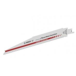 Нож за саблен трион за дърво и метал Bosch S1167XHM / 225x25x1.25мм