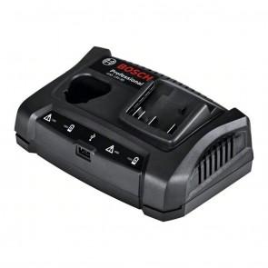 Зарядно устройство Bosch GAX 18V-30 / 10.8-18V, 800гр, със стойка за стена