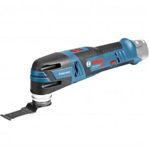Акумулаторен мултифункционален инструмент Bosch GOP 12V-28 / 12V, без батерии и зарядно устройство