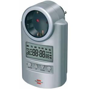 Цифров таймер Brennenstuhl Primera-line DT20 - формат 12 и 24 часа