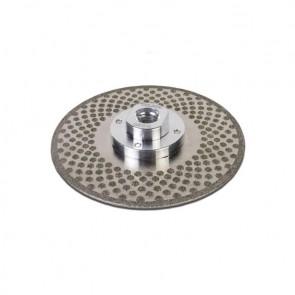 Диамантен диск за шлайфане и рязане на мрамор Rubi ECD Super Pro / ф125мм, M14
