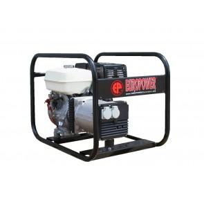 Монофазен генератор Europower EP4100 H/S GX270VSP - 4 KW, 230V