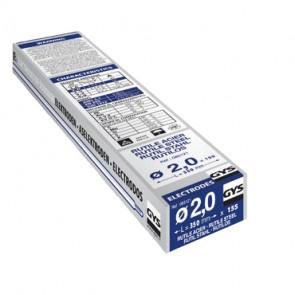 Рутилови електроди GYS за стомана GY38 /Ф 2 ММ, 155 броя