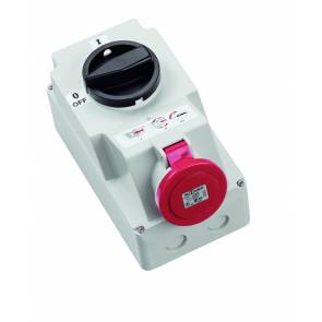 Контакт с блокировка ABL CEE 16A 230V 3P IP44