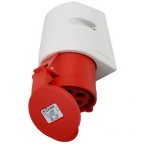 Контакт за стена ABL CEE 16A 230V 3P IP44
