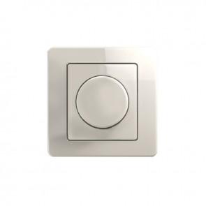 LED Димер TEM Ekonomik 0-100W- Крем