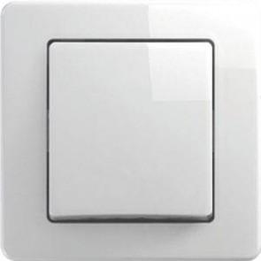 Девиаторен ключ TEM Ekonomik СХ.6 - Бяло