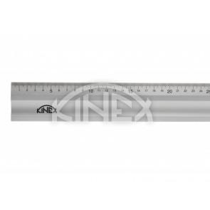 Алуминиева линия Kinex с прав ръб 400, 500, 1000 mm
