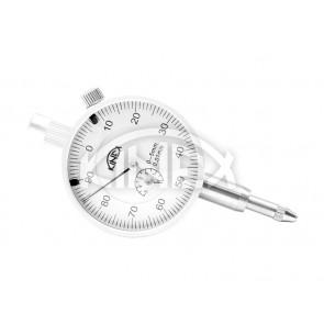 Индикаторен часовник KINEX 0-5 mm, 0.01 mm, ISO 46325, CSN 25 1811, CSN 25 1816