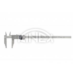 Влагоустойчив дигитален шублер KINEX ABSOLUTE ZERO 500/100 mm, DIN 862, IP 66