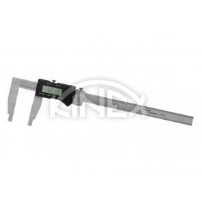 Дигитален шублер без горни челюсти KINEX 300/90 mm, ISO 13385-1