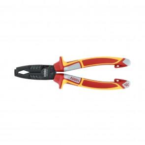 Клещи за заголване на кабели FELO / 180мм