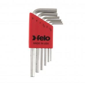 Комплект шестограми 6бр FELO BLX
