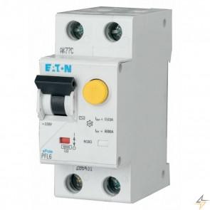 Дефектнотокова защита с прекъсвач EATON PFL6-16/1N/C/003