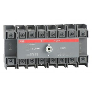Ум шалтер ABB OT125F4C / 125A, 4P