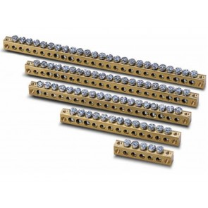 N/PE шина ABB / 10х4.5мм, 3х5.6мм