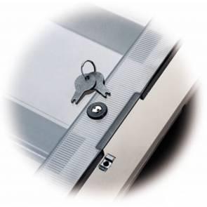 Ключалка с 2 ключа ABB Estetica