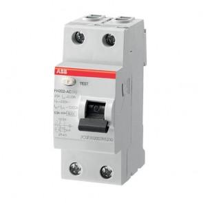 Дефектнотокова защита ABB FH202 A-63/0.03 / 63A