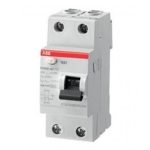 Дефектнотокова защита ABB FH202 AC-25/0.03 / 25A