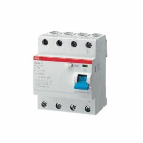 Дефектнотокова защита ABB F204 AC-100/0.03 / 100A