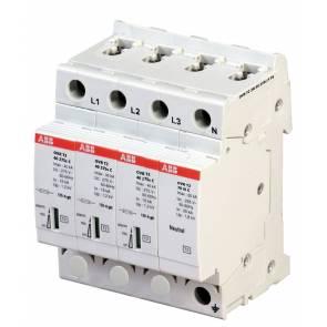 Защита от пренапрежение ABB OVR T2 3N 40 275 P QS