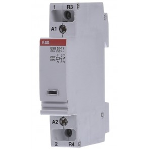 Инсталационен контактор ABB ESB20-11/230 / 20A