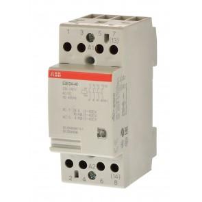 Инсталационен контактор ABB ESB24-40/230 / 24A