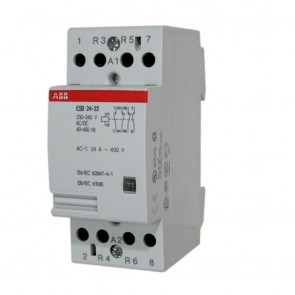 Инсталационен контактор ABB ESB24-22/230 / 24A