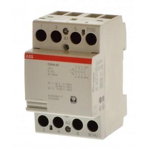 Инсталационен контактор ABB ESB40-40/230 / 40A